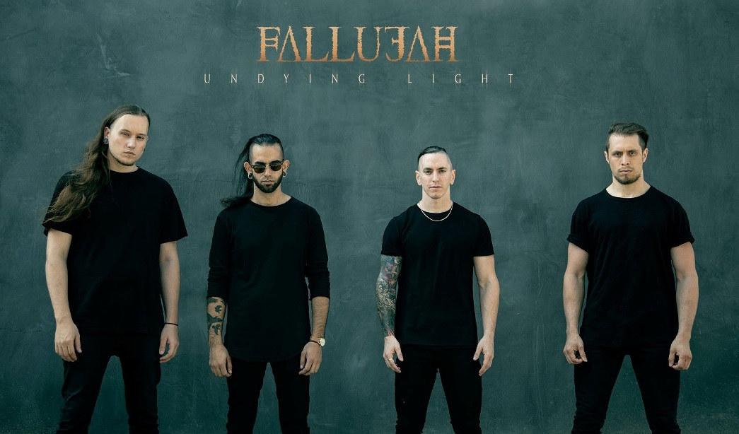 Fallujah interview, Fallujah, Fallujah band, Fallujah metal band, Nuclear Blast, Austin Griswold, Secret Service Publicity, Secret Service PR, interview with Fallujah, interviews, progressive metal interviews, interview with Scott Carstairs of Fallujah, Fallujah Undying Light album, Listen to Fallujah Undying Light, Stream Fallujah Undying Light, Ascolta Fallujah Undying Light, Fallujah Undying Light tracklist, Glass House, Last Light, Ultraviolet, Dopamine, The Ocean Above, Hollow, Sanctuary, Eyes Like The Sun, Distant And Cold, Departure, Leper Colony, Nomadic, The Harvest Wombs, The Flash Prevails, Dreamless, Undying Light, technical death metal, progressive metal, deathcore, progressive metal albums 2019, progressive metal releases 2019, progressive metal bands, progressive metal albums, Antonio Palermo, Scott Carstairs, Robert Morey, Andrew Baird, Fallujah lineup, Fallujah interview, sickandsound, new album by Fallujah, Fallujah Undying Light