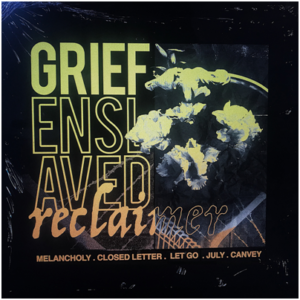 Reclaimer Grief Enslaved EP, Reclaimer, Reclaimer band, Reclaimer melodic hardcore band, UK melodic hardcore, Famined Records, Carry The 4 PR, sickandsound, melodic hardcore, melodic hardcore bands, melodic hardcore albums, upcoming melodic hardcore albums, melodic hardcore 2019, melodic hardcore EPs, Reclaimer Grief Enslaved tracklisting, Melancholy, Closed Letter, Let Go, July, Canvey, Reclaimer Grief Enslaved EP, Listen to Reclaimer Grief Enslaved, Stream Reclaimer Grief Enslaved, Ascolta Reclaimer Grief Enslaved, interview with Reclaimer, Reclaimer interview, interviews, melodic hardcore interviews, melodic hardcore August 2019, melodic hardcore releases August 2019, melodic hardcore albums August 2019, Harrison Cook, Michael Whittey, Robert Featherstone, Cameron Corton, Same Hell Different Devils EP