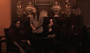 Bad Omens, Bad Omens band, Bad Omens metalcore band, metalcore bands, Noah Sebastian, Joakim Karlsson, Nicholas Ruffilo, Nick Folio, Bad Omens self-titled, Bad Omens Finding God Before God Finds Me, Bad Omens Finding God Before God Finds Me album, Listen to Bad Omens Finding God Before God Finds Me, Stream Bad Omens Finding God Before God Finds Me, Ascolta Bad Omens Finding God Before God Finds Me, Bad Omens Finding God Before God Finds Me recensione, Bad Omens Finding God Before God Finds Me review, Bad Omens Finding God Before God Finds Me tracklist, new album by Bad Omens, Bad Omens Finding God Before God Finds Me release date, Sumerian Records, sickandsound, metalcore album review, metalcore albums August 2019, metalcore releases August 2019, metalcore 2019, nuove uscite metalcore, nuovi album metalcore agosto 2019, recensioni metalcore, metalcore chart, Top 10 Songs Of The Week, metalcore playlist, Kingdom of Cards, Running in Circles, Careful What You Wish For, The Hell I Overcame, Dethrone, Blood, Mercy, Said & Done, Burning Out, If I'm There, badomenscult