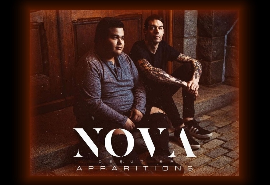 NOVA band interview, NOVA, NOVA band interview, NOVA metalcore band, Diego Carriuolo, Matthew Pero, Joseph Vidal, Derek Crowley, Nick Lapierre, Nova Apparitions EP, Listen to Nova Apparitions EP, Stream Nova Apparitions EP, metalcore interviews, metalcore, nu metal, metalcore albums August 2019, metalcore EPs August 2019, metalcore 2019, metalcore August 2019, Ghost, Gone, Distant, Reflections, Absence, Stranger, Nova Apparitions EP tracklisting, wearenovact, interview with NOVA, new metalcore albums, metalcore breakout bands, NOVA interview