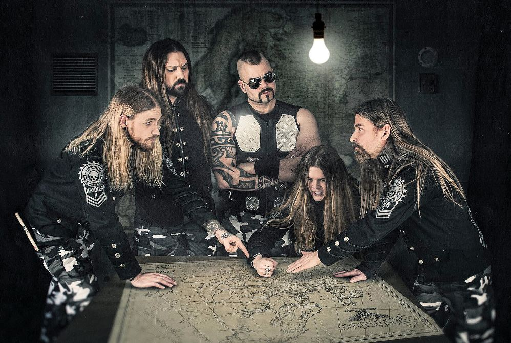 Sabaton interview, Sabaton, Sabaton band, Sabaton power metal band, Sabaton The Great War, Sabaton The Great War album, Sabaton The Great War tracklisting, The Future Of Warfare, Seven Pillars Of Wisdom, 82nd All The Way, The Attack Of The Dead Men, Devil Dogs, The Red Baron, Great War, A Ghost In The Trenches, Fields of Verdun, The End Of The War To End All Wars, In Flanders Fields, Sabaton interview, Kris Kielich, sickandsound, power metal, Swedish power metal, interviews, interview with Pär Sundström of Sabaton, Listen to Sabaton The Great War, Stream Sabaton The Great War, Pär Sundström, Joakim Brodén, Hannes Van Dahl, Tommy Johansson, Chris Rörland, Nuclear Blast, Primo Victoria, Attero Dominatus,Metalizer, The Art of War, Coat of Arms, Carolus Rex, Heroes, The Last Stand, The Great War, Sabaton discography, new album by Sabaton, power metal bands, power metal albums, power metal 2019, power metal albums 2019, power metal releases 2019, new power metal albums, Sabaton intervista, power metal interviews