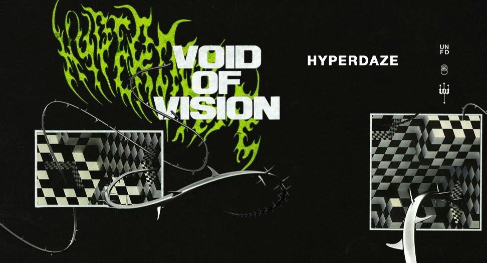 Void Of Vision Hyperdaze recensione, Void Of Vision, Void Of Vision band, Void Of Vision metalcore band, metalcore bands, metalcore albums, metalcore albums September 2019, metalcore releases September 2019, new metalcore albums September 2019, nuove uscite metalcore, nuovi album metalcore settembre 2019, metalcore 2019, metalcore albums 2019, UNFD, KINDA, Kinda agency, Void Of Vision Hyperdaze, Void Of Vision Hyperdaze review, Void Of Vision Hyperdaze recensione, Void Of Vision Hyperdaze tracklist, Listen to Void Of Vision Hyperdaze, Stream Void Of Vision Hyperdaze, Ascolta Void Of Vision Hyperdaze, new album by Void Of Vision, Overture, Year Of The Rat, Babylon, If Only, Slave To The Name, Adrenaline, Hole In Me, Kerosene Dream, Decay, Splinter, Hyperdaze, Jack Bergin, James McKendrick, Mitch Fairlie, George Murphy, Disturbia EP, Children Of The Chrome, recensioni metalcore, VOV, metalcore chart, metalcore playlist, Aussiecore, Australian metalcore bands, recensioni album metalcore, Void Of Vision Hyperdaze rating, sickandsound