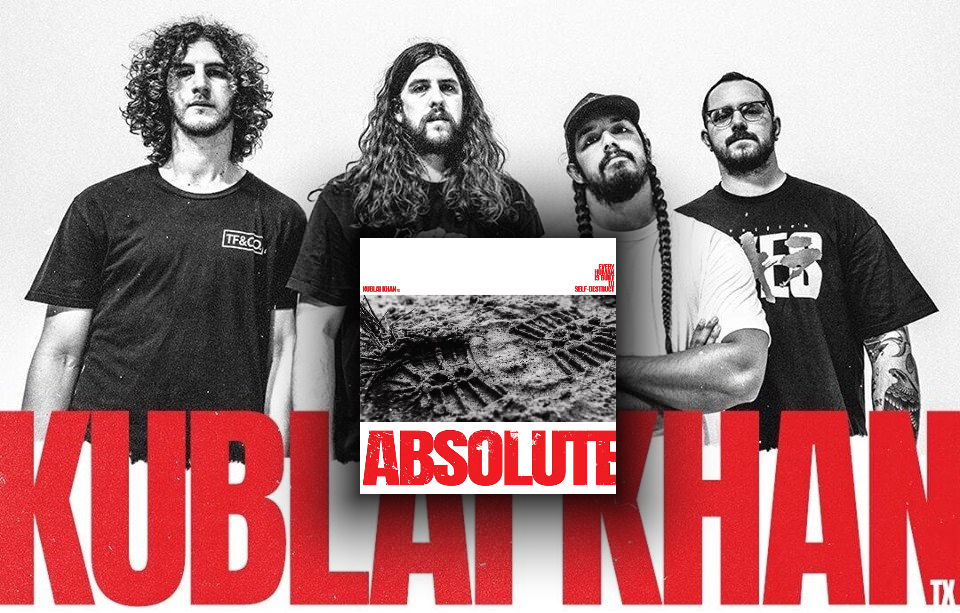 Kublai Khan TX Absolute recensione, Kublai Khan TX, Kublai Khan TX Absolute, Kublai Khan TX Absolute album, Listen to Kublai Khan TX Absolute, Stream Kublai Khan TX Absolute, Ascolta Kublai Khan TX Absolute, Kublai Khan TX Absolute review, Kublai Khan TX Absolute rating, Kublai Khan TX Absolute recensione, recensioni metalcore, Kublai Khan, Kublai Khan band, Kublai Khan metalcore band, metal hardcore bands, metalcore bands, aggro metalcore, metalcore, metal hardcore, Rise Records, KINDA, Kinda agency, sickandsound, nuovi album metalcore, nuove uscite metalcore, metalcore chart, metalcore releases October 2019, metalcore albums October 2019, album metalcore ottobre 2019, metalcore 2019, Kublai Khan TX Absolute tracklist, Kublai Khan TX Absolute tracklisting, Armor of Goddamn, Boomslang, Us & Them, The Truest Love, Self-Destruct, Lower Level, Cloth Ears, High Hopes, Beneath a Crescent, Before It's Too Late, Matt Honeycutt, Nolan Ashley, Isaac Lamb, Eric English, Balancing Survival and Happiness, New Strength, Nomad, Youth War EP, Kublai Khan 2019, Kublai Khan The Truest Love video