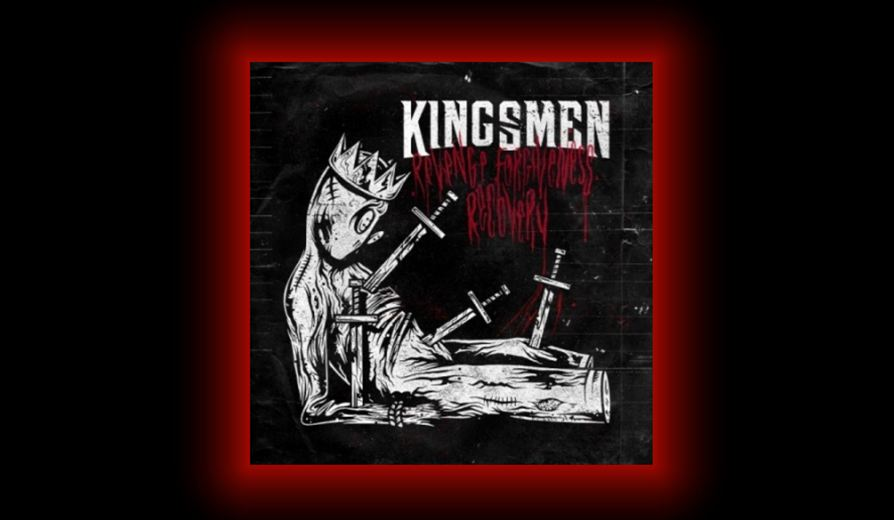 Kingsmen Revenge. Forgiveness. Recovery. recensione, Kingsmen, Kingsmen band, Kingsmen metal band, Kingsmen metalcore band, Kingsmen Revenge. Forgiveness. Recovery, Kingsmen Revenge. Forgiveness. Recovery album, Kingsmen Revenge. Forgiveness. Recovery tracklist, Kingsmen Revenge. Forgiveness. Recovery tracklisting, Listen to Kingsmen Revenge. Forgiveness. Recovery, Stream Kingsmen Revenge. Forgiveness. Recovery, Ascolta Kingsmen Revenge. Forgiveness. Recovery, Until I've Departed, World on Fire, Tipping the Scales, Nightmare, Waste Away, Outsider, Oppressor, Pleasure In Vengeance, Relapse, Death of the Sixth, Tanner Guimond, Tim Lucier, Michael Perrotta, Adam Bakelman, SharpTone Records, metalcore, deathcore, new album by Kingsmen, KINDA, metalcore albums, metalcore albums April 2020, metalcore releases April 2020, nuove uscite metalcore, metalcore 2020, deathcore 2020, Kingsmen Revenge. Forgiveness. Recovery review, Kingsmen Revenge. Forgiveness. Recovery recensione, recensioni metalcore, recensioni deathcore, melodic deathcore, nuovi album deathcore, new deathcore albums April 2020, Kingsmen lineup