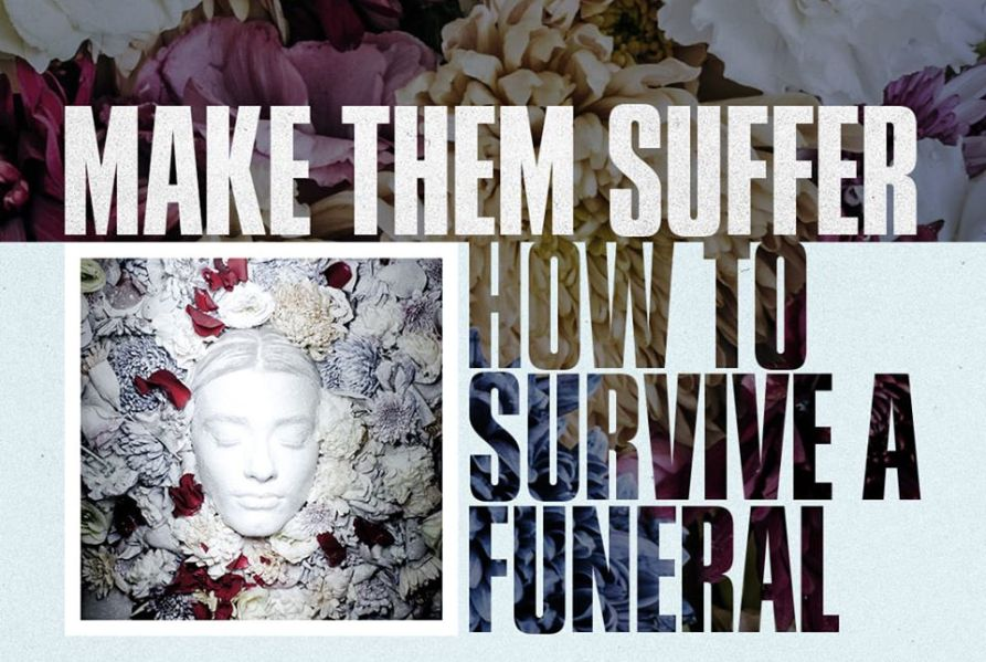 Make Them Suffer How To Survive A Funeral recensione, Make Them Suffer, Make Them Suffer band, Make Them Suffer metalcore band, Australian metalcore, metalcore bands, metalcore albums, nuove uscite metalcore, metalcore 2020, Rise Records, Greyscale Records, Sean Harmanis, Booka Nile, Nick McLernon, Jordan Mather, Jaya Jeffery, Listen to Make Them Suffer How To Survive A Funeral, Stream Make Them Suffer How To Survive A Funeral, Ascolta Make Them Suffer How To Survive A Funeral, new album by Make Them Suffer, recensioni metalcore, metalcore giugno 2020, Make Them Suffer new album, KINDA, Make Them Suffer How To Survive A Funeral album, Make Them Suffer How To Survive A Funeral tracklist, Step One, Falling Ashes, Bones, Drown With Me, Erase Me, Soul Decay, Fake Your Own Death, How to Survive a Funeral, The Attendant, That's Just Life, metalcore reviews, metalcore albums June 2020, album metalcore giugno 2020, Make Them Suffer How To Survive A Funeral tracklist, Make Them Suffer How To Survive A Funeral recensione, Make Them Suffer How To Survive A Funeral review, Make Them Suffer Erase Me video, Make Them Suffer recensione, nuovo album Make Them Suffer