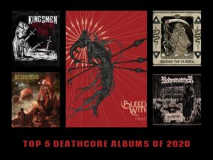 TOP 5 DEATHCORE ALBUMS OF 2020, top 5 deathcore 2020, deathcore AOTY 2020, deathcore favorite albums 2020, top deathcore albums 2020, migliori album deathcore 2020, deathcore 2020, sickandsound, top deathcore albums review, recensioni deathcore, recensione migliori album deathcore 2020, album deathcore 2020, deathcore, best deathcore albums 2020, deathcore bands, AOTY, AOTY 2020, 2020 deathcore releases, new deathcore 2020, best deathcore 2020, deathcore record 2020, deathcore albums, deathcore album review, deathcore albums 2020, uscite deathcore 2020, migliori album deathcore, deathcore albums ranked, top album deathcore, best deathcore albums 2020, top deathcore albums, deathcore, deathcore AOTY, deathcore AOTY 2020, selezione migliori album deathcore, Bleed From Within, Bleed From Within album 2020, Bleed From Within album, Century Media Records, Kingsmen Revenge. Forgiveness. Recovery. album 2020, Kingsmen, Kingsmen Revenge. Forgiveness. Recovery. album, SharpTone Records, Suicide Silence, Suicide Silence album 2020, Suicide Silence Become The Hunter album, Nuclear Blast Records, Aversions Crown, Aversions Crown album 2020, Aversions Crown Hell Will Come For Us All album, Aversions Crown, Bodysnatcher, Bodysnatcher album 2020, Bodysnatcher This Heavy Void album, deathcore
